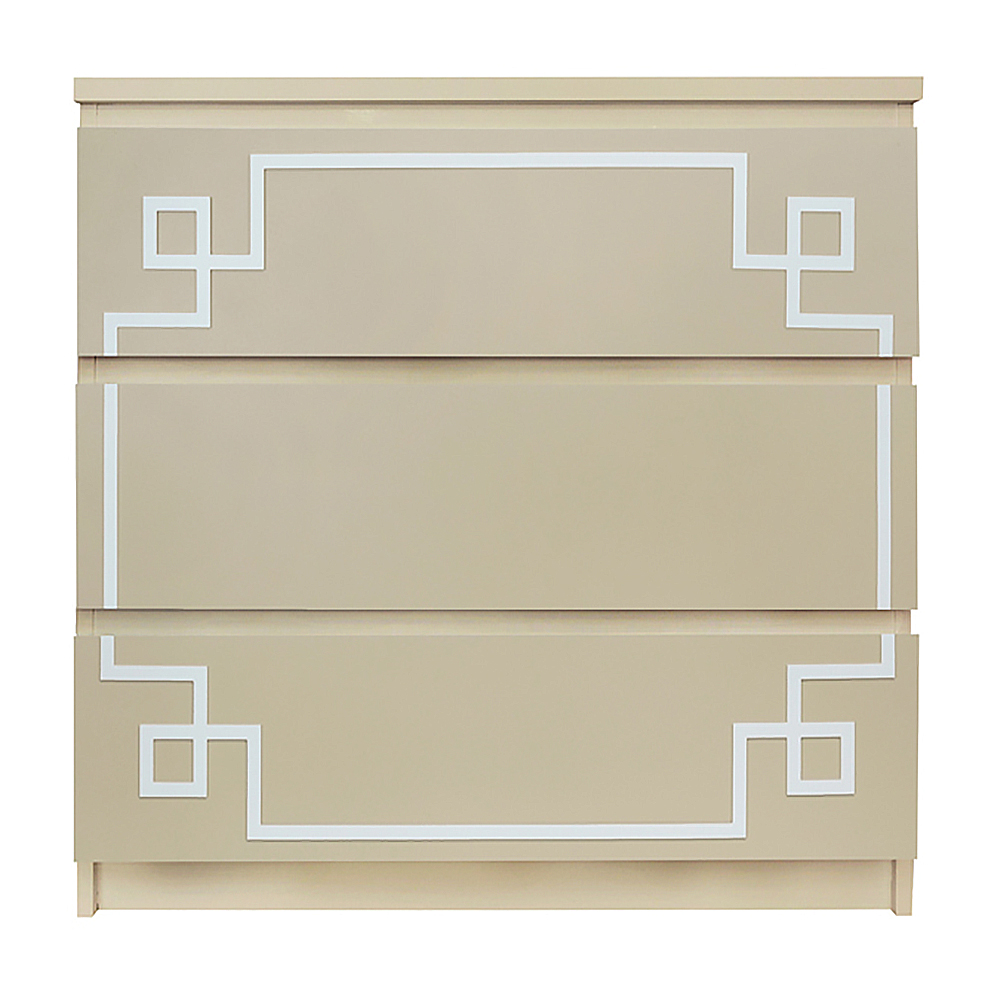 Pippa 3 Kit For Ikea Malm Drawer Dresser