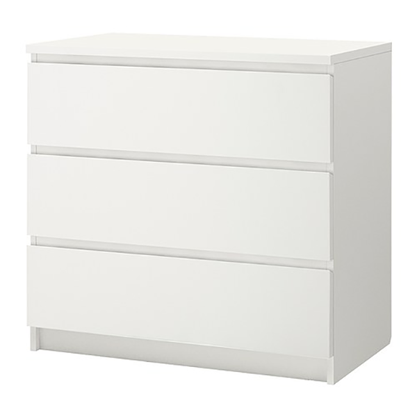 Kits For Ikea Malm 3 Drawer