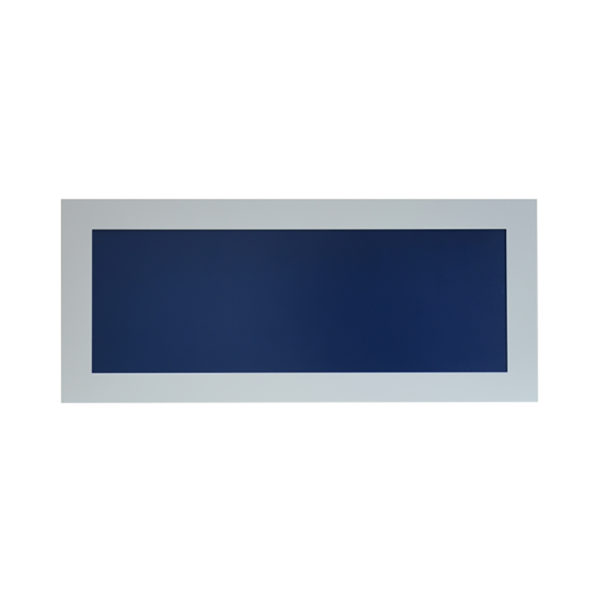"O'verlays Rex Thick panel for Ikea Besta System drawer size 23.625"" x 10.25"""