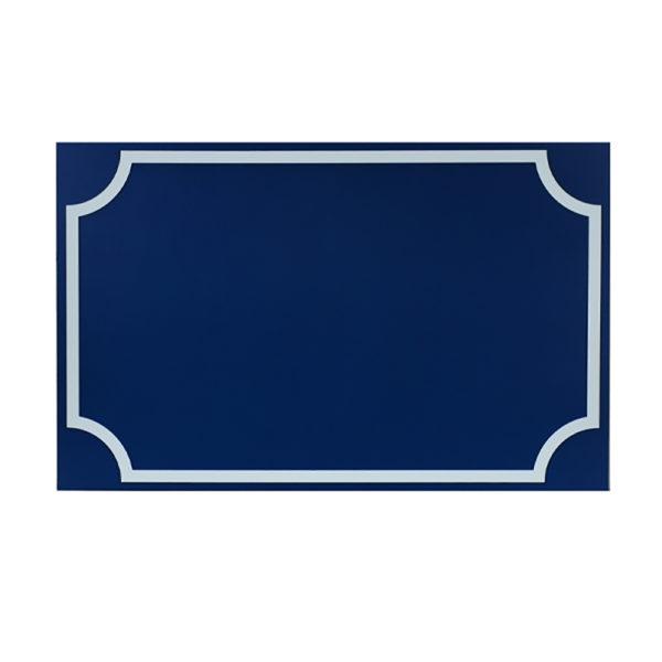 O'verlays Anne 1/2 reveal panel Ikea Besta System door size 23.625 x 15