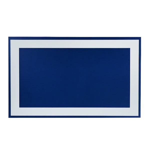 O'verlays Rex Thick /2 reveal panel Ikea Besta System door size 23.625 x 15