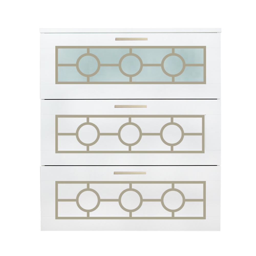 Ikea Brimnes 3 Drawer Dresser