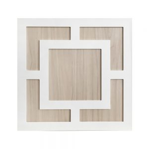 "O'verlays Harper Thick 13"" Kit for Ikea Kallax or Expedit Door"