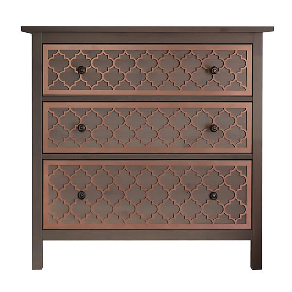 O'verlays Jasmine Kit for Ikea Hemnes 3 drawer dresser