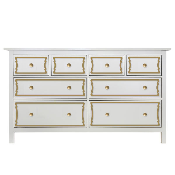 O'verlays DeeDee Kit for Ikea hemnes 8 drawer dresser