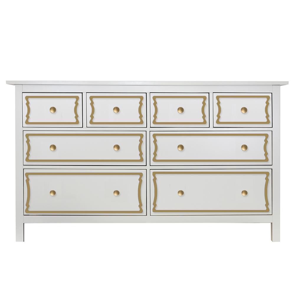 Deedee Kit For Ikea Hemnes 8 Drawer Dresser