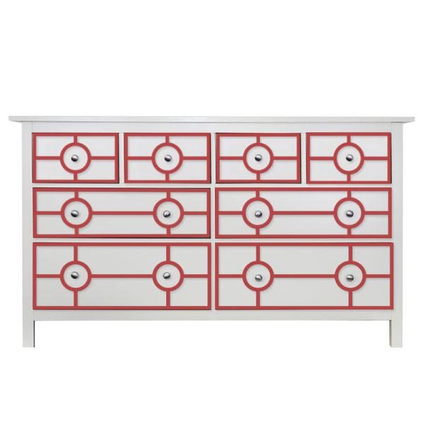 O'verlays Grace Kit for Ikea hemnes 8 drawer dresser