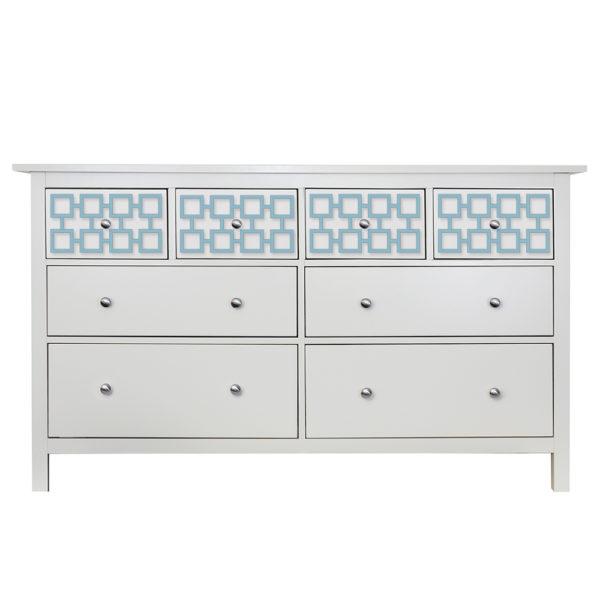 O'verlays Harper Multi Kit for Ikea Hemnes 8 Drawer Dresser