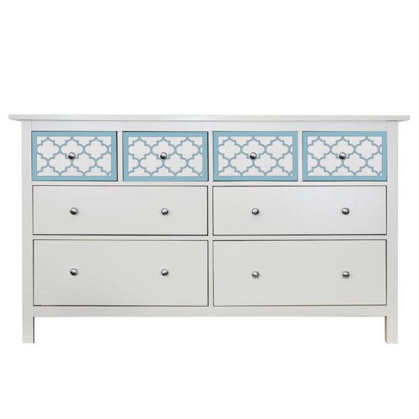 O'verlays Jasmine Multi Kit for Ikea hemnes 8 drawer dresser