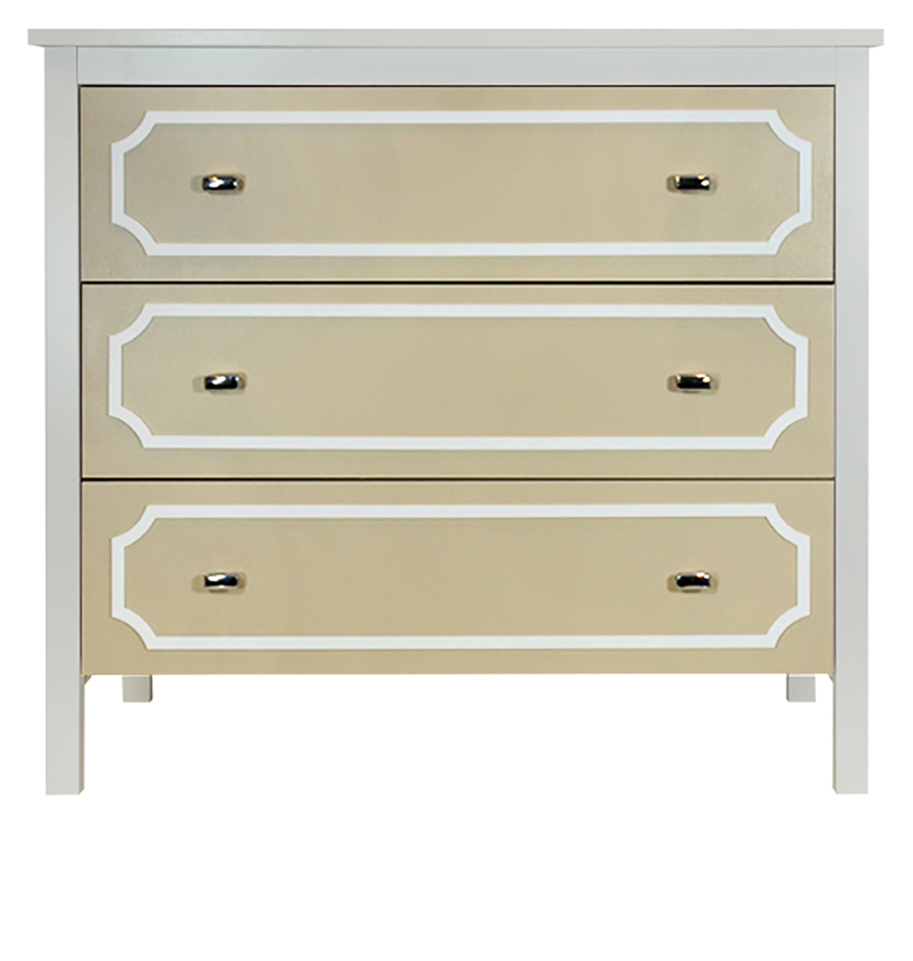 pretty nice 36762 72fbe Anne Kit for Ikea Koppang 3 Drawer Chest