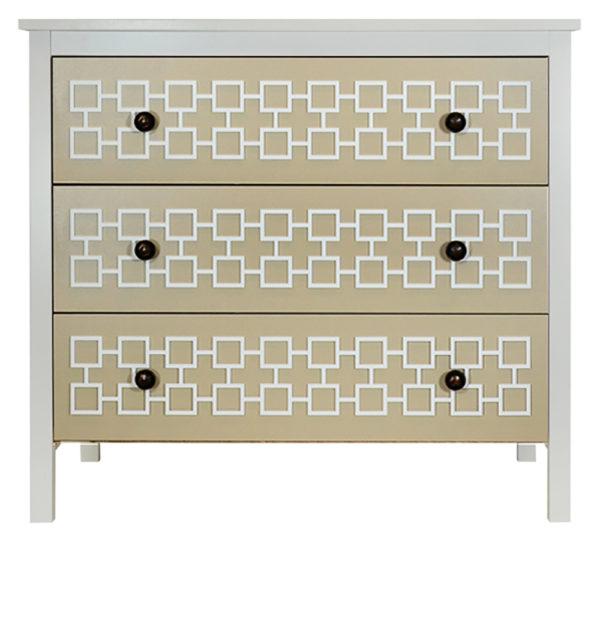 O'verlays Harper Kit for Ikea Koppang 3 Drawer Chest