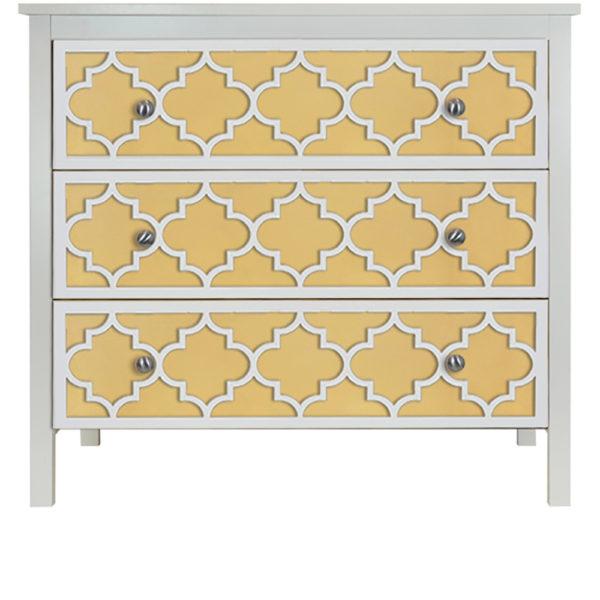 O'verlays Jasmine Kit for Ikea Koppang 3 Drawer Chest