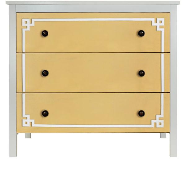O'verlays Pippa Malm #2 Kit for Ikea Koppang 3 Drawer Chest