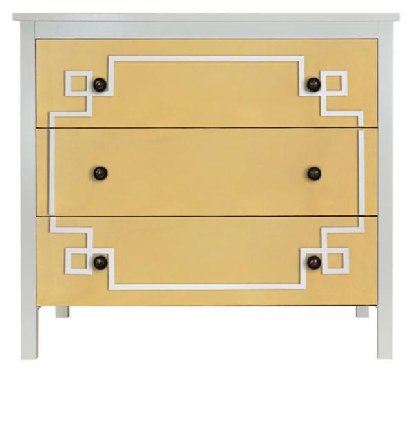 O'verlays Pippa Malm #3 Kit for Ikea Koppang 3 Drawer Chest