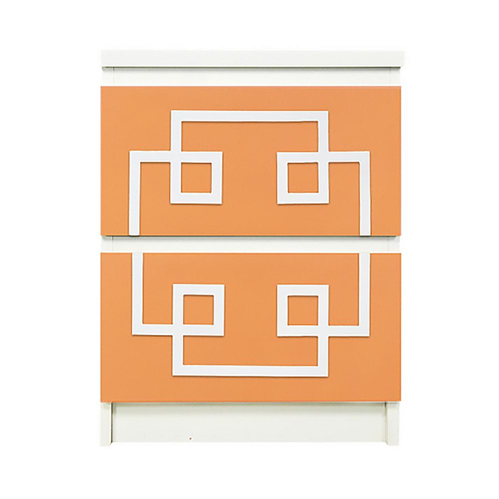 Overlays Pippa 1 Kit Ikea Malm 2 Drawer