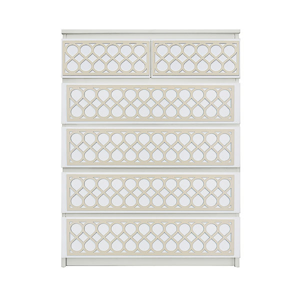 O'verlays Fiona Kit for Ikea Malm 6 drawer chest