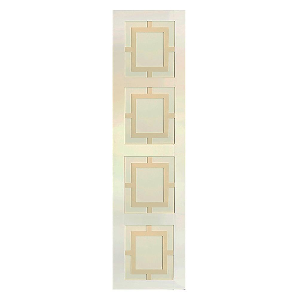 sc 1 st  O\u0027verlays & O\u0027verlays Harper Thick Kit for Ikea Pax Bergsbo Door