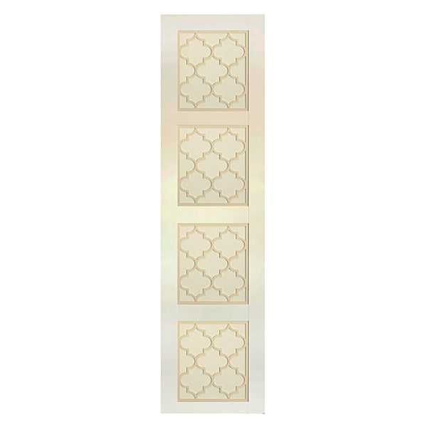 O'verlays Jasmine Kit for Ikea Pax Bergsbo Door