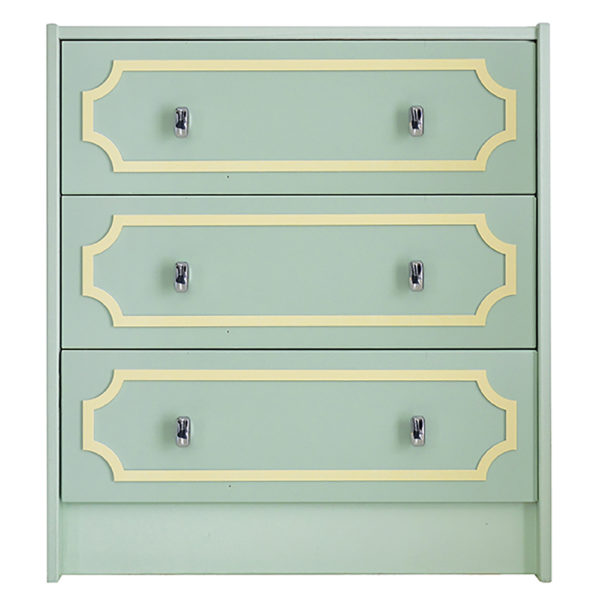 O'verlays Anne Kit for Ikea Rast 3 Drawer Chest
