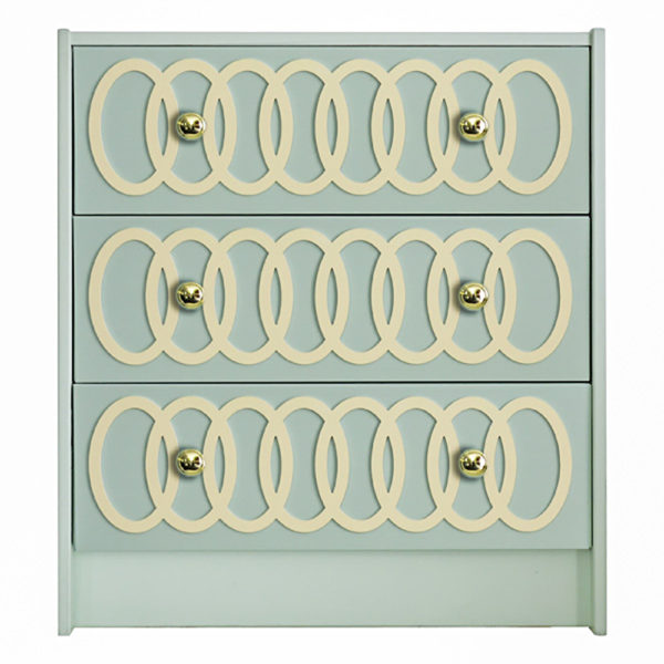 O'verlays O'livia Kit for Ikea Rast 3 Drawer Chest