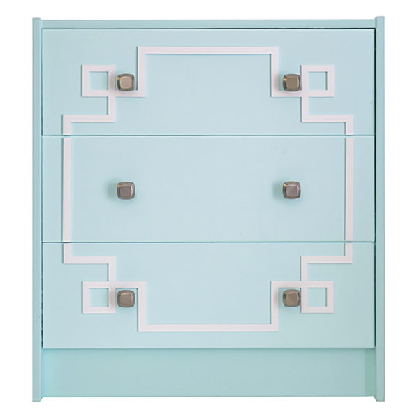 O'verlays Pippa Kit 3 Kit for Ikea Rast 3 Drawer Chest