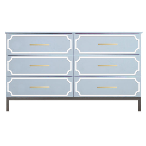 O'verlays Anne Kit for Ikea Tarva 6 Drawer Chest