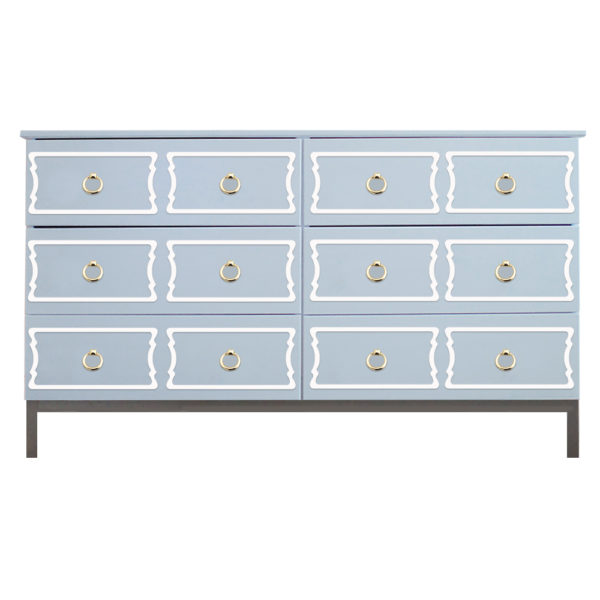 O'verlays DeeDee Kit for Ikea Tarva 6 Drawer Chest