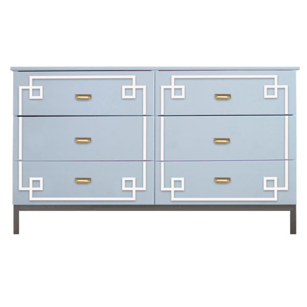 O'verlays Pippa #1 Kit for Ikea Tarva 6 Drawer Chest