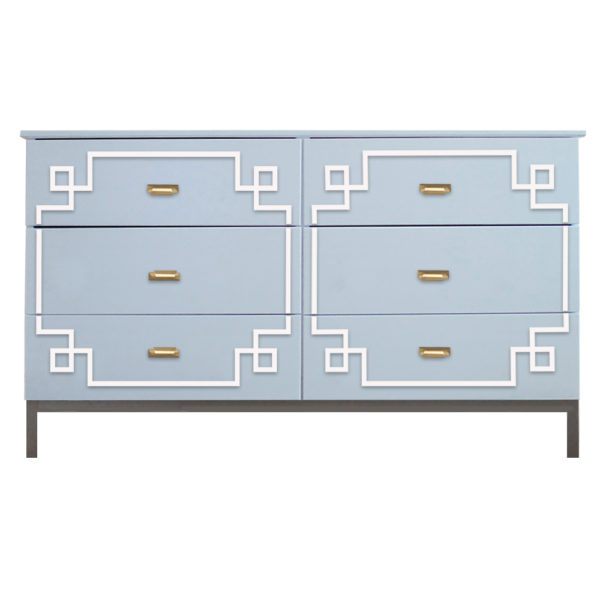 O'verlays Pippa #3 Kit for Ikea Tarva 6 Drawer Chest