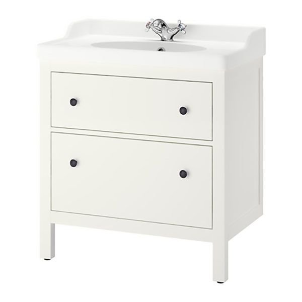 "Kits for Ikea Hemnes 31"" Sink Cabinet 2 Drawer"