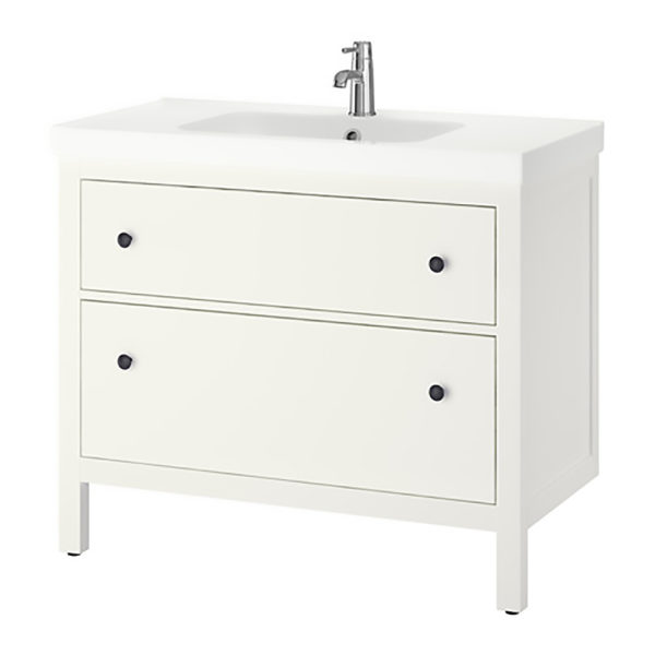 "Kits for Ikea Hemnes 39"" Sink Cabinet 2 Drawer"
