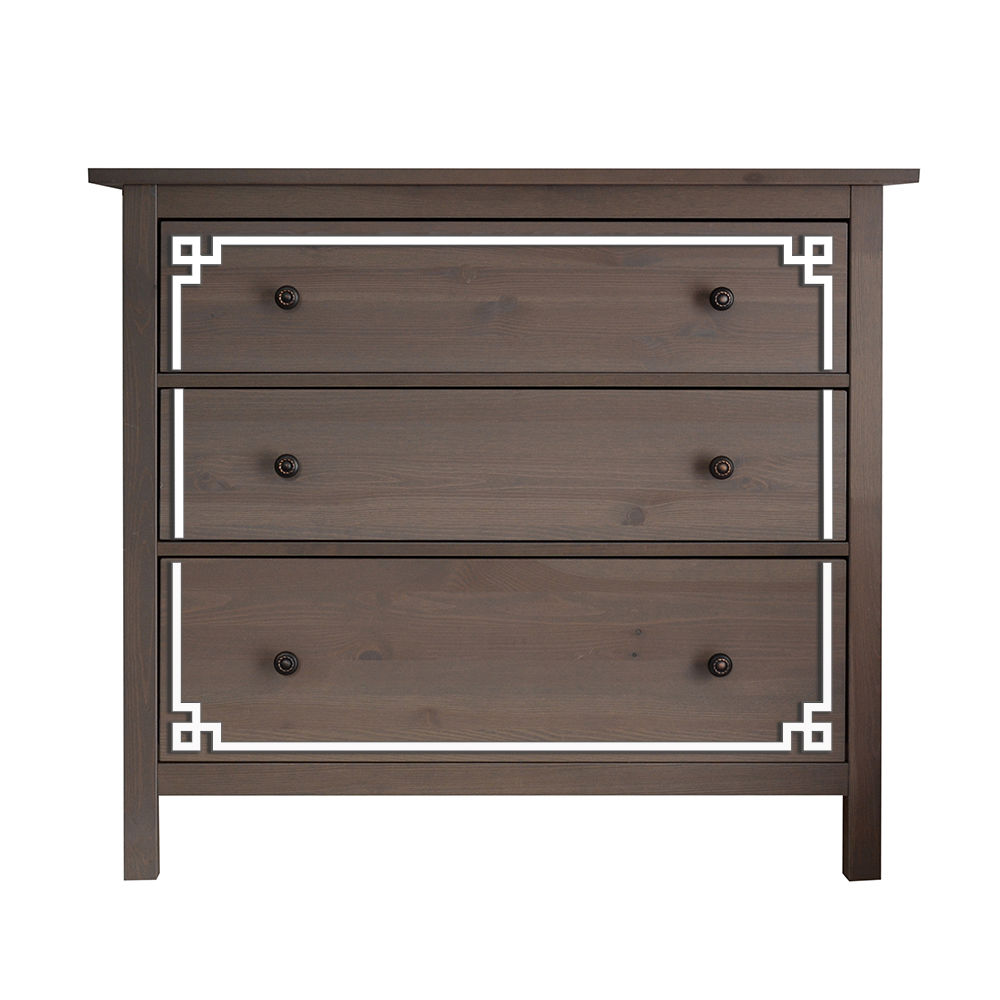 Hemnes 3 Drawer Chest