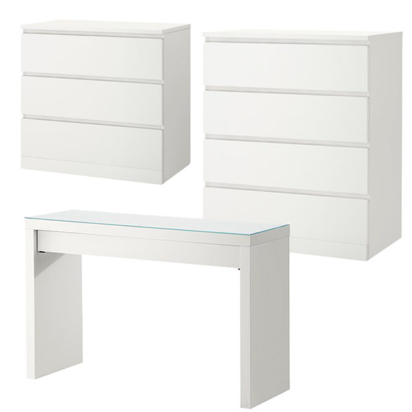 kits for Ikea Malm