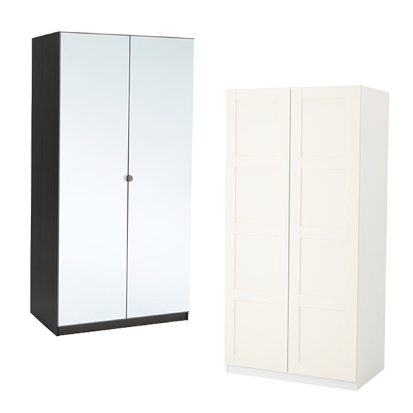 Kits for Ikea Pax Doors