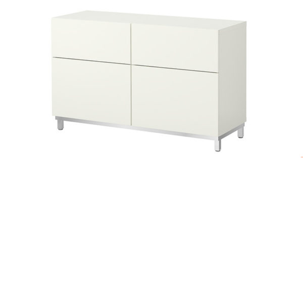 SHOP Kits for Besta 4 Drawer-Door unit