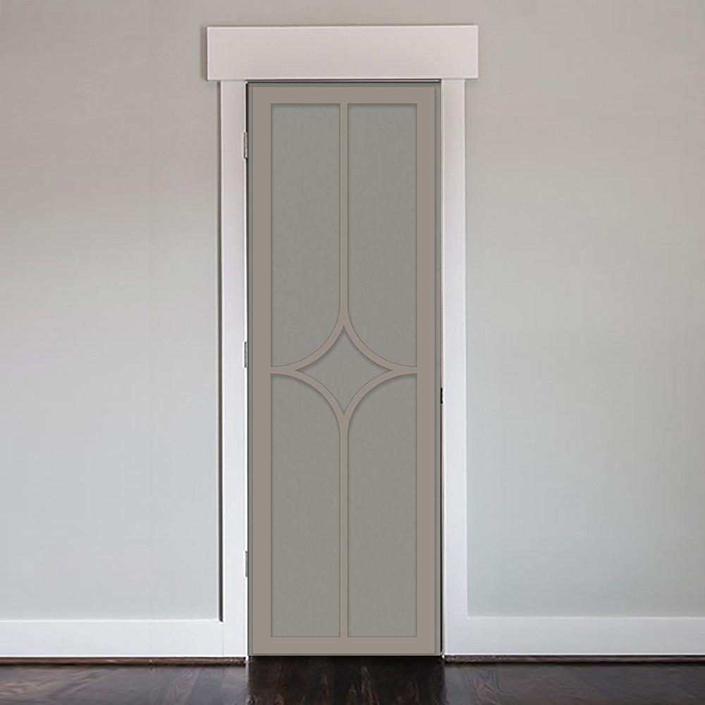 Overlays diamond interior door kit for flush surface doors intdr diamond interior door planetlyrics Images