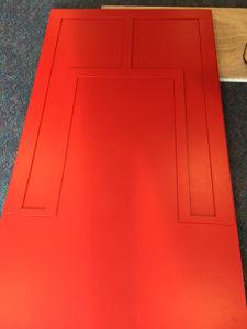 harper,thick,panels,installation,interior,door,red,christmas,blog